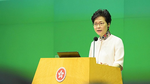 引爆香港風波的嫌犯要赴臺自首,林鄭月娥這樣回應