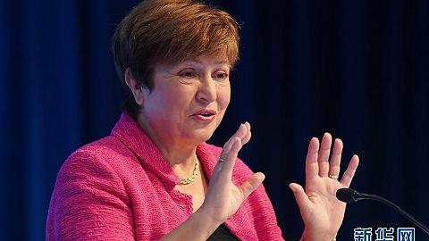 IMF總裁對中美經貿磋商進展感到鼓舞