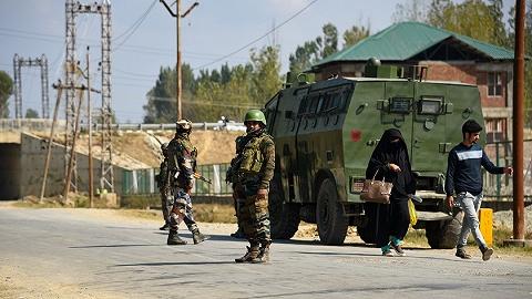 印巴在克什米尔交火,双方多名士兵与平民伤亡
