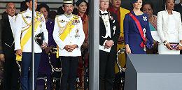 日本天皇即位庆典菜单:外宾有3种选择,不含鲸鱼河鲀