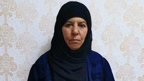 """土耳其称抓获巴格达迪姐姐,""""情报金矿""""或牵出ISIS偷渡网络"""