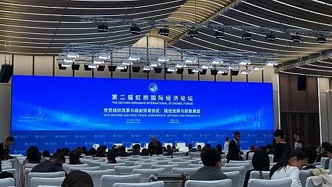 乌兹别克斯坦副总理:世贸组织和自贸区不会互相成为障碍?| 虹桥国际经济论坛