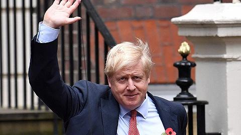 """约翰逊将正式宣布""""双十二""""举行大选,承诺完成脱欧"""