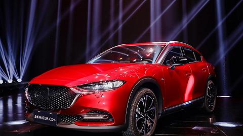 """新车   为跻身年轻人购车清单,刚上市的全新CX-4设了一个""""粉丝价"""""""