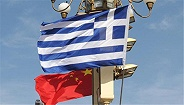 习近平同希腊总统帕夫洛普洛斯会谈