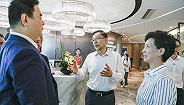 贵州省党政代表团考察广州民营企业