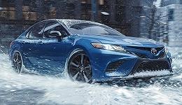 丰田将为北美市场推出四驱版凯美瑞和亚洲龙