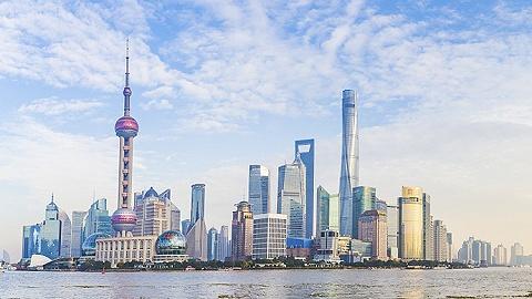 全球城市竞争力报告,上海首次超香港