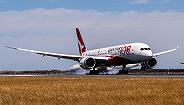 飞行19小时!澳航完成伦敦-悉尼超长航班