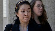 """曾交近5亿元保释金,美国华裔""""房姐""""涉嫌谋杀前男友被判无罪"""