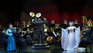 为纪念小提琴协奏曲《梁祝》首演60周年,音乐剧场《真爱·梁祝》拉开大幕