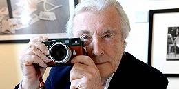 英国著名摄影师TerryO'Neill去世,赫本和丘吉尔的经典照片曾出自他手