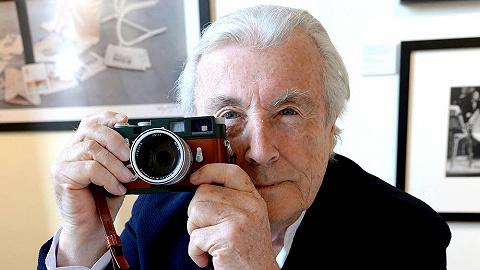 英國著名攝影師Terry?O'Neill去世,赫本和丘吉爾的經典照片曾出自他手