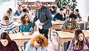 """赴美留学""""降温"""",中国在美留学生增幅跌至近十年最低点"""
