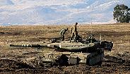 """回应""""圣城旅""""四枚火箭弹,以色列对叙利亚发动大规模空袭"""