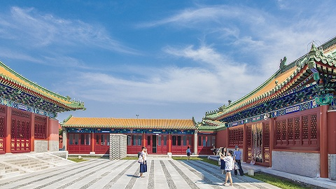 【特写】600年的北京隆福寺更新,它会成为下一个三里屯吗?