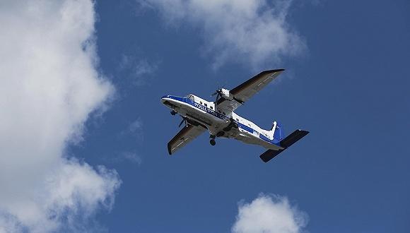 刚果(金)一小型客机坠入居民区,已致24人遇难