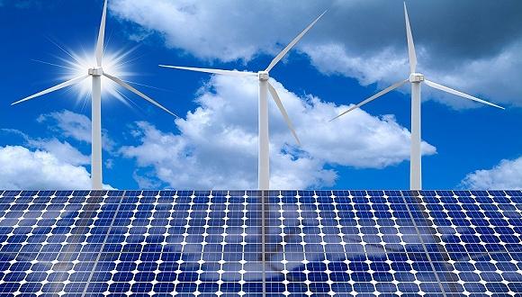 因风光成本降低,去年中国清洁能源投资下挫三成