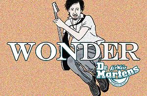 从脚开始叛逆:Dr.Martens的英伦摇滚六十年