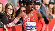 长跑传奇目标东京奥运,法拉赫将重回万米赛道