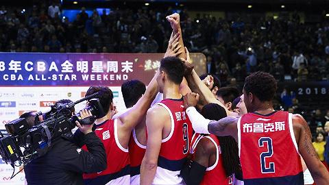 CBA全明星赛落户广州:全新logo公布,增设1v1单挑环节