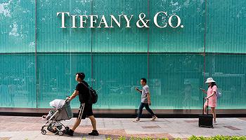 受累于美国及中国香港市场,Tiffany新财季利润及同店销售均大跌
