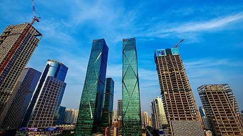 火爆的深圳樓市,寫字樓租金竟下跌40%