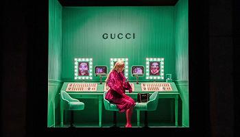 打假衛士Gucci又宣戰,一次性起訴近40家仿冒網站