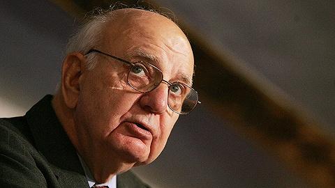 【人物】前美联储主席沃克尔逝世,一位不惧压力的金融巨人