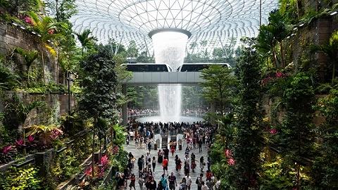 花园,瀑布,公园……我们的机场正在发生什么