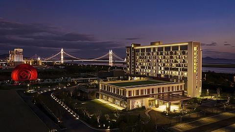 新酒店|舟山香格里拉开业,主打周边海鲜