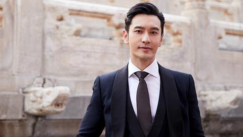 【專訪】黃曉明:我剛到了男演員相對最舒服的時候