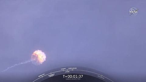 天下头条|黎巴嫩暴力冲突升级逾百人受伤 SpaceX完成飞行中发射中止测试