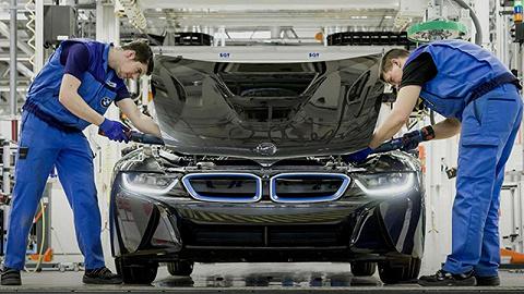 宝马首款纯电动超跑i8将在4月停产,开发总监证实未来没有继任车型