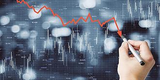 """退市风险警报拉响,这家""""老八股""""公司两年亏掉49亿,股价跌停"""