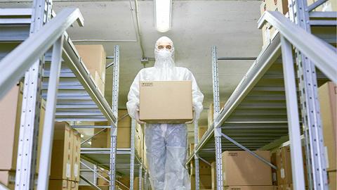 全球口罩總動員:法國和日本的工廠24小時不停工