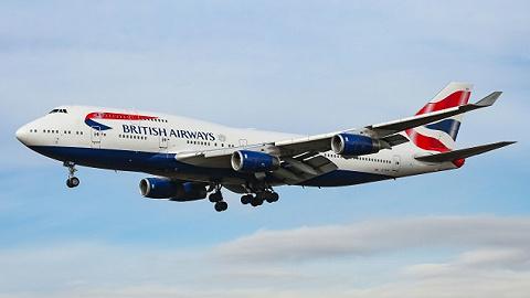 5小時從紐約到倫敦!英航飛機創下新記錄