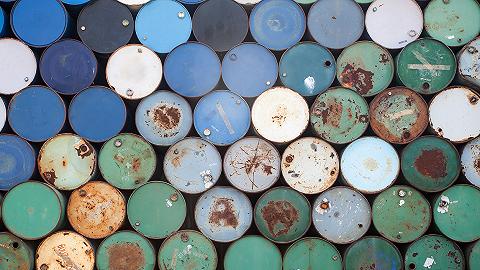 国际油价八日连涨,升至三周内新高