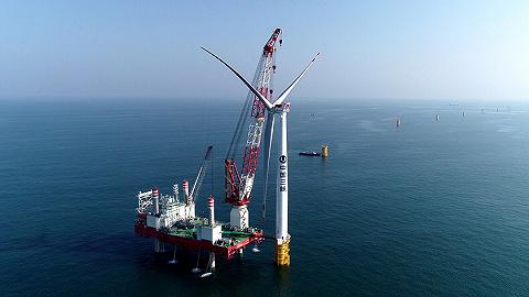 总投资580亿,三峡集团开工25个新能源项目