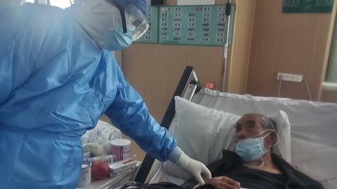 武汉市第一医院中医危重症救治模式:通过中西医治疗,50余名患者重症转轻症