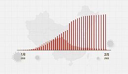 数据   (截至2月29日24时)全国新型冠状病毒感染肺炎病例通报例