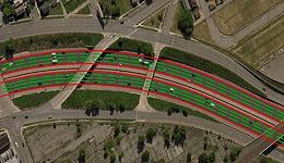 在自动驾驶高精地图领域,丰田提出了一种新玩法