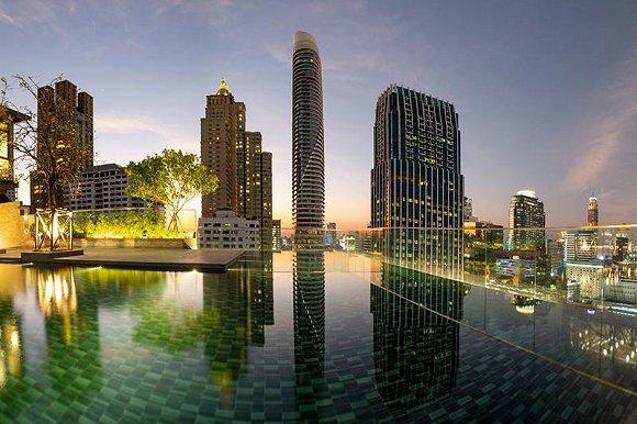 全新高级酒店在曼谷亮相,酒店由苹果零售店设计团队设计完成