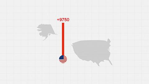 数据   全国新增疑似58例创17天来新高,美国连续三天新增确诊全球第一