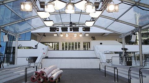 文娱早报 | 戛纳电影宫被改建成临时收容所 德国小提琴家安妮-索菲·穆特感染新冠病毒