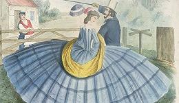 从鸟笼裙到面罩:时尚业是如何帮助人们保持社交距离的?