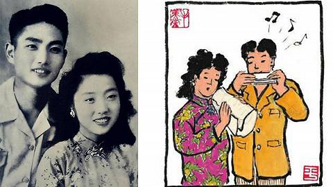 《平如美棠》作者饶平如去世,享年99岁
