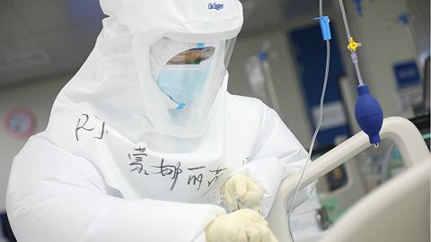 新时代奋斗者 上海90后援鄂护士戴倩:我多尽一份力,同胞就多一份安全