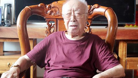 """著名表演藝術家、""""胡漢三""""扮演者劉江今晨去世,享年95歲"""