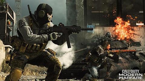 疫情提升電子游戲產業收益,動視暴雪一季度業績超預期增長